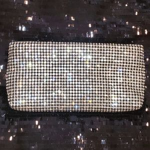 Guess by Marciano crystal clutch